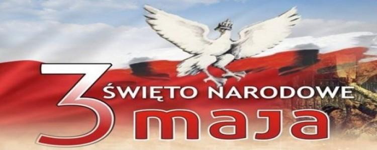 Puławskie uroczystości patriotyczne z okazji Święta Narodowego Trzeciego Maja