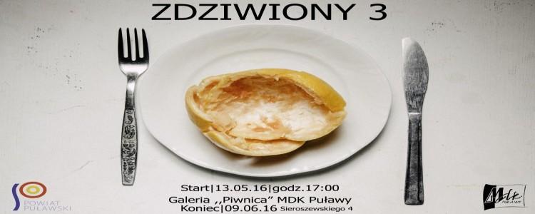 """Wystawa Fotografii """"Zdziwiony 3"""""""