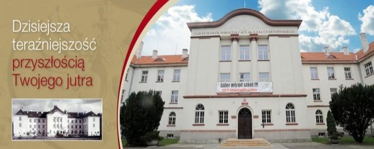 Dzień Otwarty w I LO im. ks. Adama Jerzego Czartoryskiego w Puławach