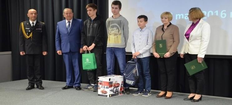 Powiatowe Uroczystości Dnia Strażaka 18.05.2016 r.