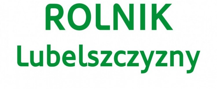 """Konkurs """"Rolnik Lubelszczyzny"""""""