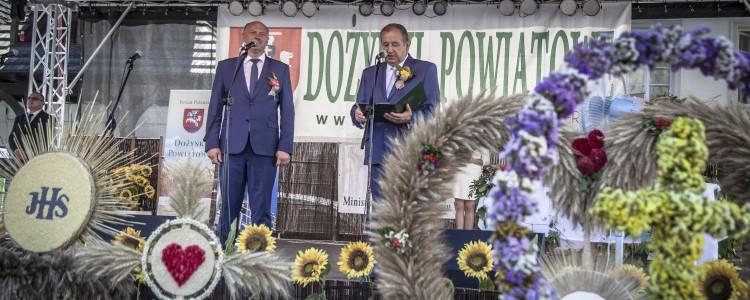 Wspomnienia z powiatowego święta plonów Kazimierz Dolny 2016