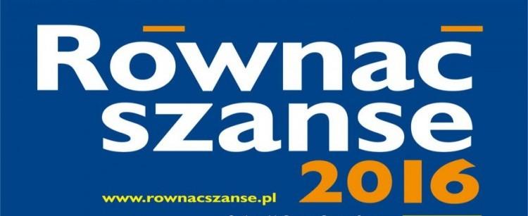 """Regionalny Konkurs Grantowy """"Równać Szanse 2016"""""""