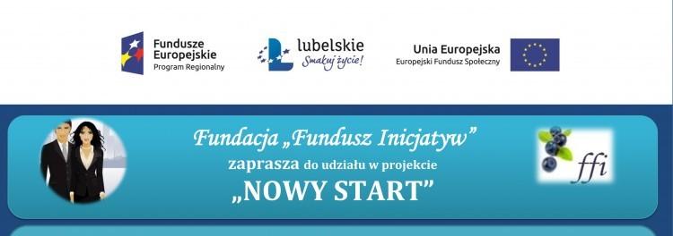 """Projekt """"Nowy Start"""""""