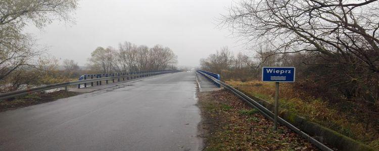 Poprawa stanu nawierzchni drogi powiatowej Nr 1434L w miejscowości Baranów