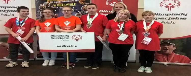 V Ogólnopolski Turniej Bocce Olimpiad Specjalnych Przemyśl 2016 r.