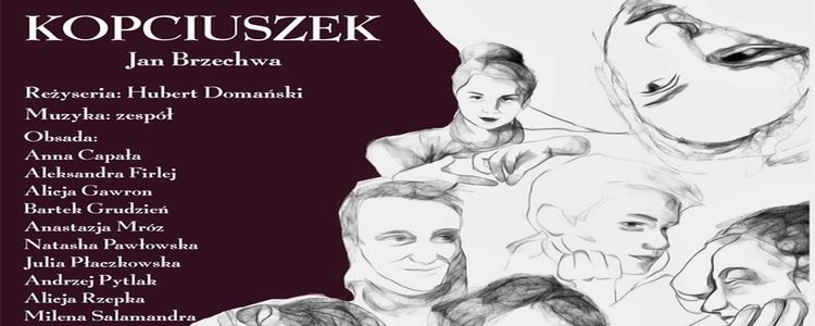 """Spektakl pt. """"Kopciuszek"""" do tekstu Jana Brzechwy"""