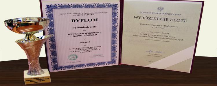 LVI Ogólnopolski Konkurs Współzawodnictwa Schronisk Młodzieżowych w Polsce
