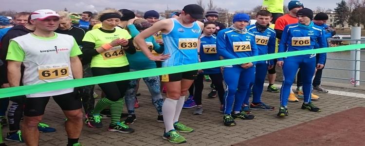 Uczniowie z  SOSW W Puławach najlepszą drużyną w biegu Zielonych Sznurowadeł
