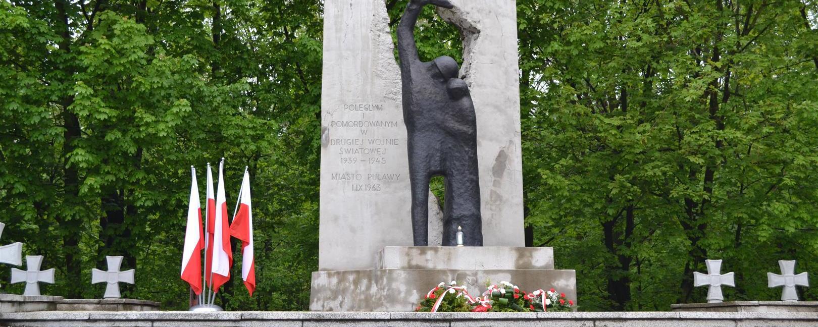 Puławskie obchody zakończenia II wojny światowej