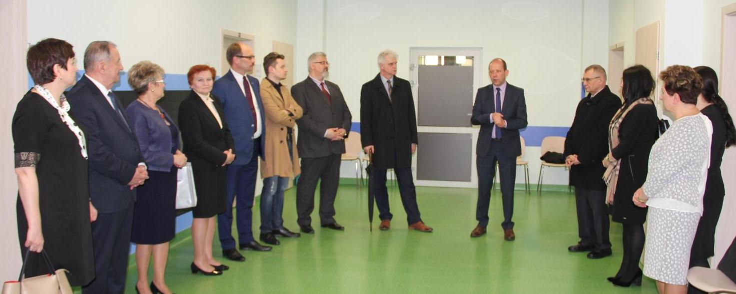 Podsumowanie wykorzystania funduszy przeznaczonych na modernizację i remonty przychodni SP ZOZ w Puławach