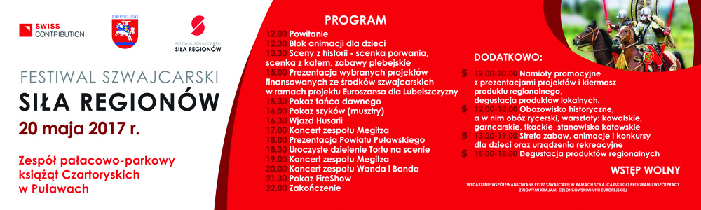 """Wystawcy """"Festiwalu Szwajcarskiego - Siła Regionów"""""""
