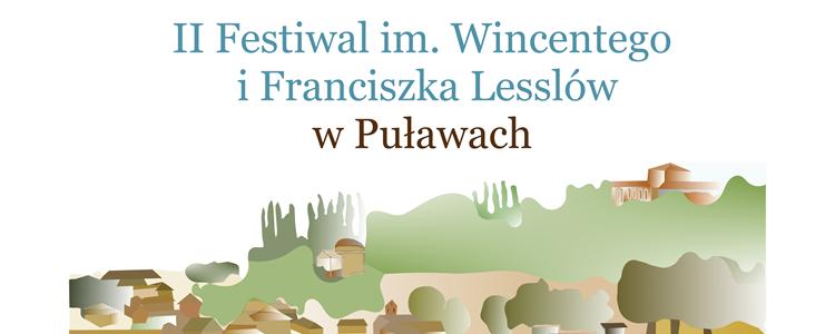 II Festiwal im. Wincentego i Franciszka Lesslów