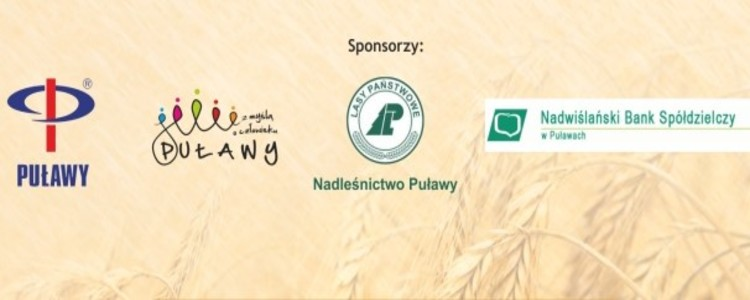 Sponsorzy Dożynek Powiatowych w Gminie Puławy