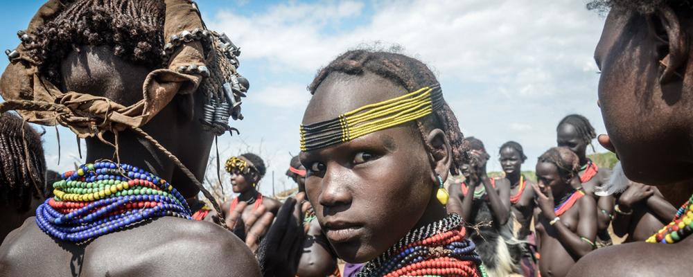 """Młodzieżowy Dom Kultury zaprasza na wystawę fotografii Krystyny Szymańskiej """"Etiopia"""""""