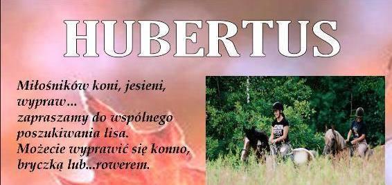 Hubertus w Kęble