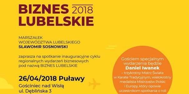 Biznes Lubelskie – spotkanie dla przedsiębiorców w Puławach
