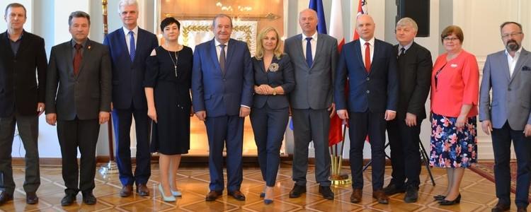 Samorządowcy z Powiatu Puławskiego