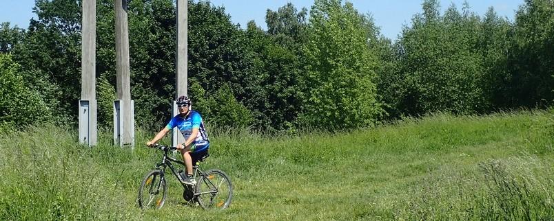 Rower, Góra Trzech Krzyży
