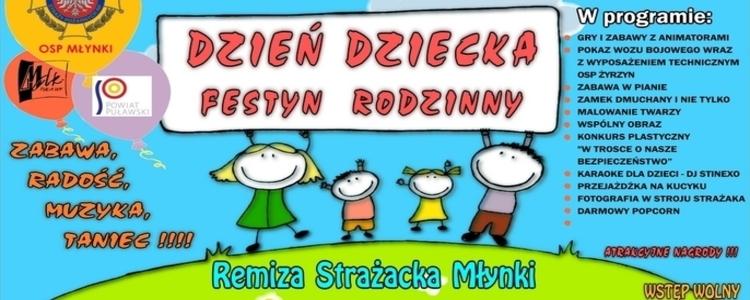 Dzień Dziecka Festyn Rodzinny