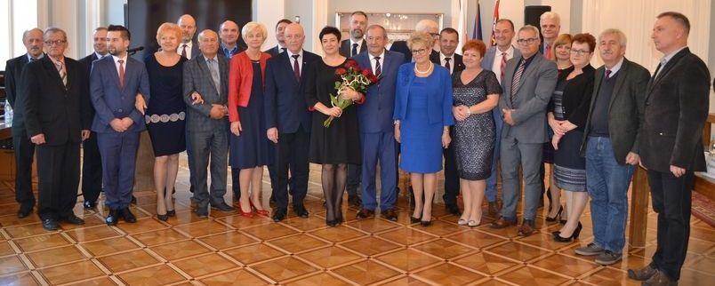 Sesja podsumowująca V kadencję Rady Powiatu Puławskiego