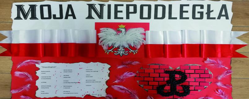 """""""1918 – 2018 Niepodległa w Twoim Sercu i Marzeniach"""""""