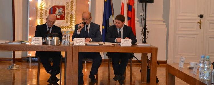 Relacja z II sesji Rady Powiatu Puławskiego VI kadencji