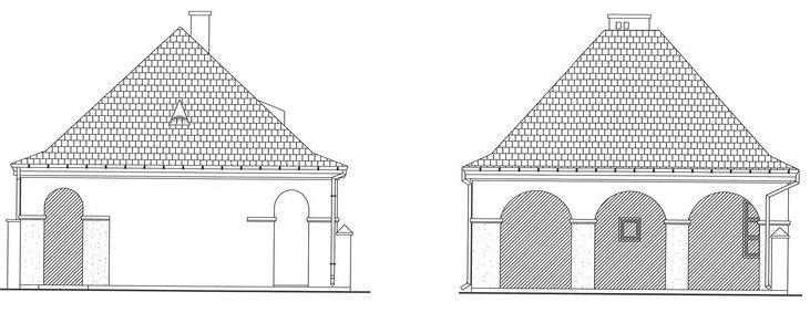 Budynek - rysunek