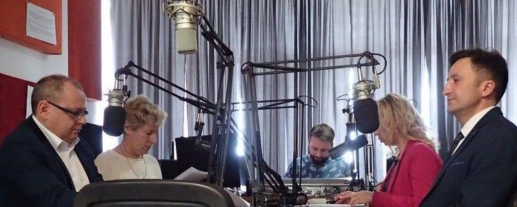 Studio nagrań Radio Puławy 24