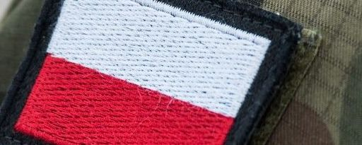 Flaga na mundurze