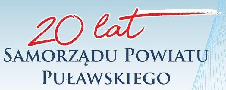 20 lat samorządu powiatu puławskiego