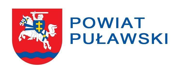 Herb i napis Powiat Puławski