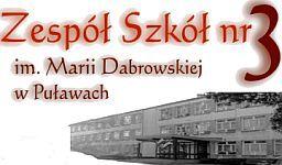 Logo Zespołu Szkół nr 3 w Puławach