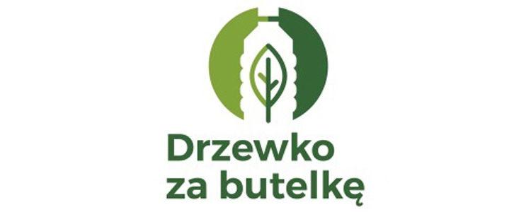 Logo akcji Drzewko za butelkę