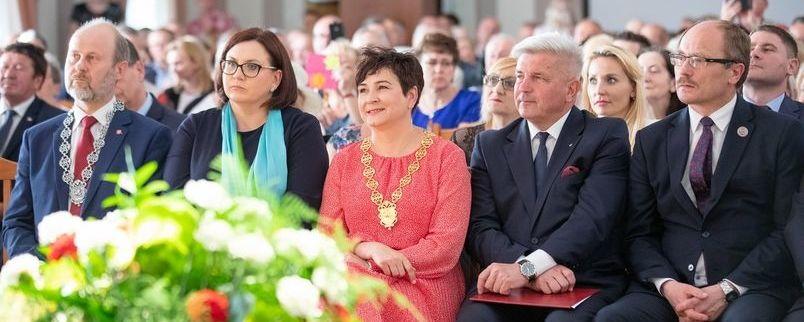 Jubileusz 20-lecia Samorządu Powiatu Puławskiego za nami!