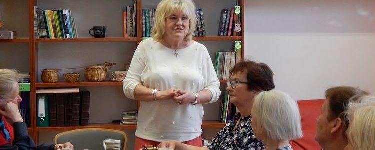 Postać Oktawii Żeromskiej tematem kolejnego spotkania Powiatowego Klubu Książki