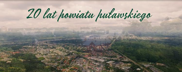 Film: 20 lat powiatu puławskiego