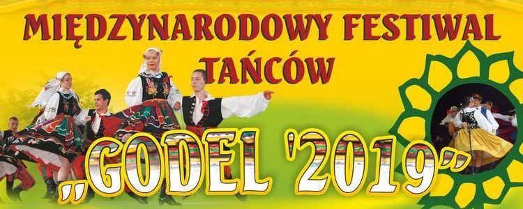 """Międzynarodowy Festiwal Tańców """"Godel 2019"""""""