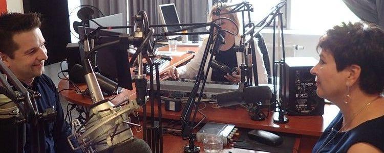 O dożynkach powiatowych w Radio Puławy 24