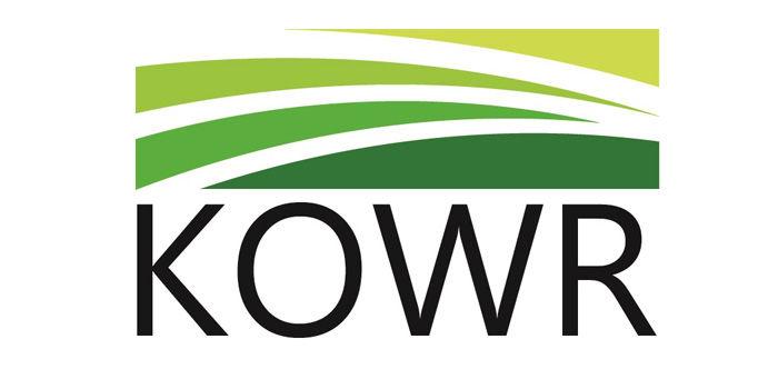 KOWR logo