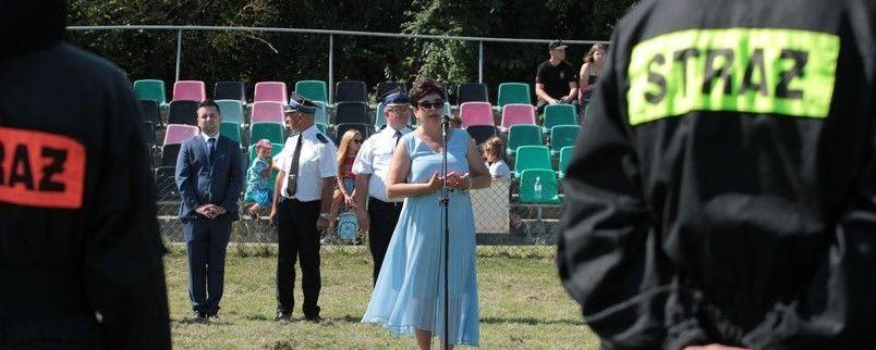 Powiatowe Zawody Sportowo-Pożarnicze OSP RP w Kurowie
