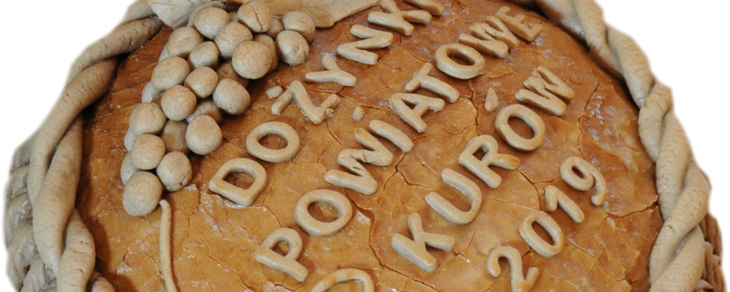 Chleb dożynkowy. fot. Antoni Płachta
