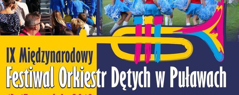 IX Międzynarodowy Festiwal Orkiestr Dętych