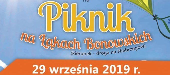 Piknik na Łąkach Bonowskich