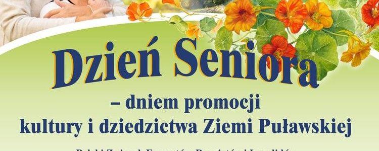 Seniorzy zapraszają do wspólnego świętowania