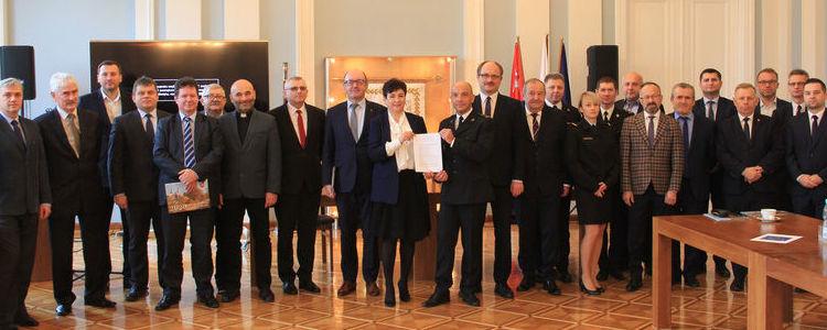 Społeczny Komitet Fundacji Sztandaru dla Komendy Powiatowej PSP w Puławach