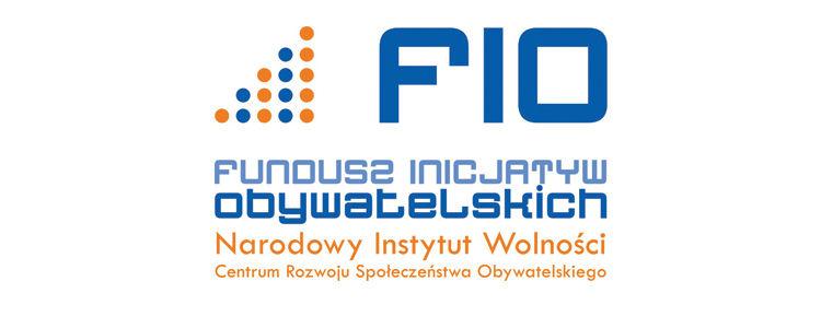 Logo Funduszu Inicjatyw Obywatelskich