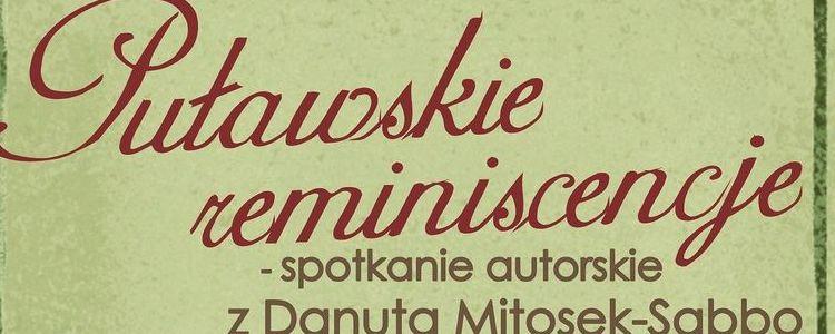 """Książka """"Puławskie reminiscencje"""" tematem spotkania Powiatowego Klubu Książki"""