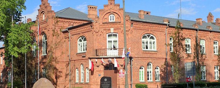 Pracy Starostwa Powiatowego w Puławach w okresie koronawirusa