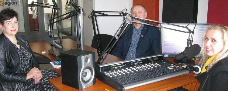O Zespole Szkół nr 2 w Puławach w Radio Impuls